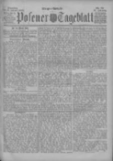 Posener Tageblatt 1898.02.22 Jg.37 Nr87