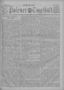 Posener Tageblatt 1898.02.22 Jg.37 Nr88