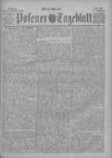 Posener Tageblatt 1898.02.28 Jg.37 Nr98