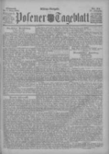 Posener Tageblatt 1898.03.09 Jg.37 Nr114