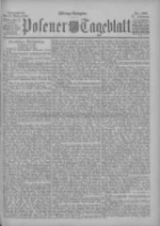 Posener Tageblatt 1898.03.19 Jg.37 Nr132