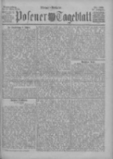 Posener Tageblatt 1898.03.24 Jg.37 Nr139
