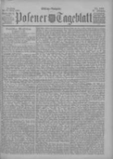 Posener Tageblatt 1898.03.25 Jg.37 Nr142