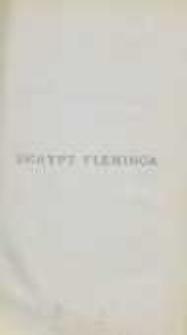 Skrypt Fleminga; powieść historyczna z czasów Augusta II-go. T. 2