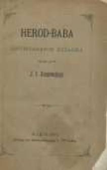 Herod-baba: opowiadanie dziadka