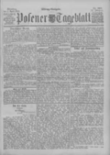 Posener Tageblatt 1898.04.05 Jg.37 Nr160
