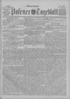Posener Tageblatt 1898.04.15 Jg.37 Nr174