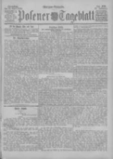 Posener Tageblatt 1898.04.19 Jg.37 Nr179