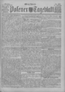 Posener Tageblatt 1898.04.25 Jg.37 Nr190
