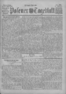 Posener Tageblatt 1898.04.28 Jg.37 Nr195