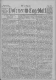 Posener Tageblatt 1898.04.28 Jg.37 Nr196