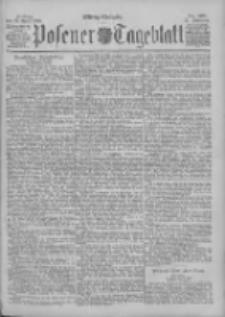 Posener Tageblatt 1898.04.29 Jg.37 Nr198