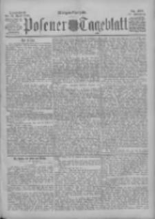 Posener Tageblatt 1898.04.30 Jg.37 Nr199