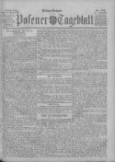 Posener Tageblatt 1898.05.12 Jg.37 Nr220