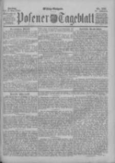 Posener Tageblatt 1898.05.13 Jg.37 Nr222