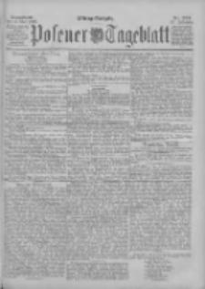Posener Tageblatt 1898.05.14 Jg.37 Nr224