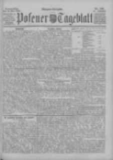 Posener Tageblatt 1898.05.19 Jg.37 Nr231