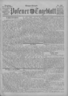 Posener Tageblatt 1898.05.24 Jg.37 Nr237