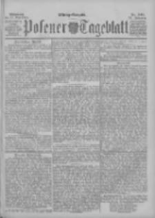 Posener Tageblatt 1898.05.25 Jg.37 Nr240