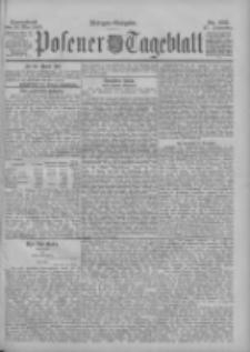 Posener Tageblatt 1898.05.28 Jg.37 Nr245