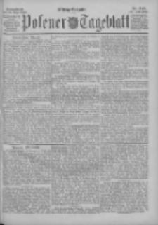Posener Tageblatt 1898.05.28 Jg.37 Nr246