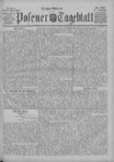 Posener Tageblatt 1898.05.29 Jg.37 Nr247