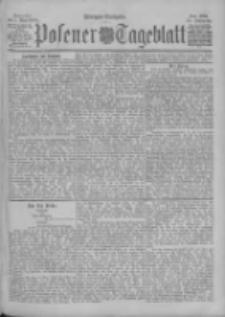 Posener Tageblatt 1898.05.01 Jg.37 Nr201