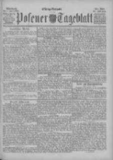 Posener Tageblatt 1898.06.01 Jg.37 Nr250