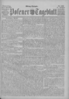Posener Tageblatt 1898.06.02 Jg.37 Nr252