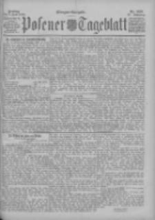 Posener Tageblatt 1898.06.03 Jg.37 Nr253