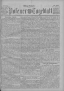 Posener Tageblatt 1898.06.06 Jg.37 Nr258