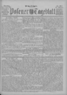 Posener Tageblatt 1898.06.07 Jg.37 Nr260