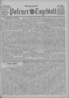 Posener Tageblatt 1898.06.08 Jg.37 Nr261