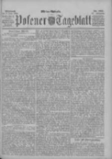 Posener Tageblatt 1898.06.08 Jg.37 Nr262