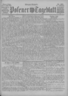 Posener Tageblatt 1898.06.09 Jg.37 Nr263