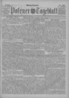Posener Tageblatt 1898.06.10 Jg.37 Nr266