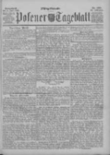 Posener Tageblatt 1898.06.11 Jg.37 Nr268