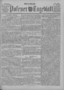 Posener Tageblatt 1898.06.13 Jg.37 Nr270