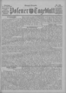 Posener Tageblatt 1898.06.14 Jg.37 Nr271