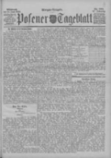 Posener Tageblatt 1898.06.15 Jg.37 Nr273