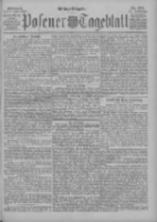 Posener Tageblatt 1898.06.15 Jg.37 Nr274