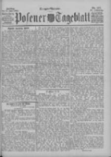 Posener Tageblatt 1898.06.17 Jg.37 Nr277