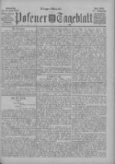 Posener Tageblatt 1898.06.19 Jg.37 Nr281