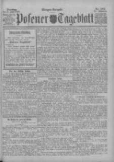 Posener Tageblatt 1898.06.21 Jg.37 Nr283