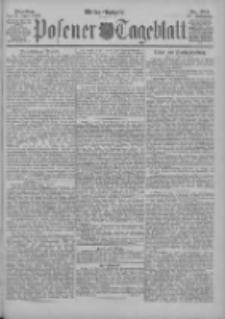 Posener Tageblatt 1898.06.21 Jg.37 Nr284
