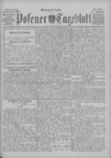 Posener Tageblatt 1898.06.23 Jg.37 Nr287