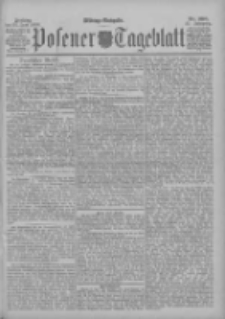 Posener Tageblatt 1898.06.24 Jg.37 Nr290