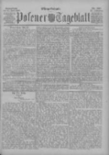 Posener Tageblatt 1898.06.25 Jg.37 Nr292