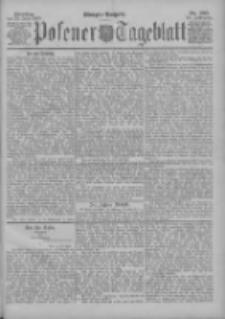 Posener Tageblatt 1898.06.28 Jg.37 Nr295