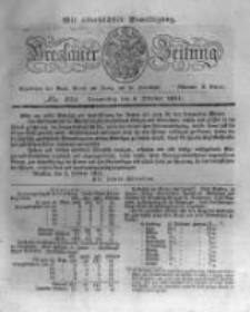 Breslauer Zeitung. 1831.10.06 Nr234